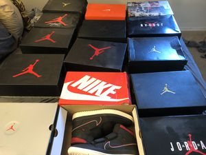 Retro Jordan's!! $1600 takes lot!!! for Sale in Seattle, WA
