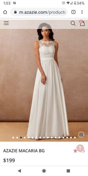 Wedding dress Azazie for Sale in Lutz, FL