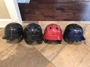 Baseball batting helmets - $5 each. for Sale in Springfield, VA