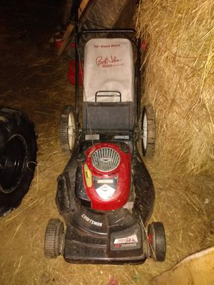 Craftsman bagger lawn mower for Sale in Easley, SC