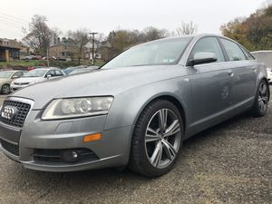 2008 Audi A6 Quattro for Sale in Pittsburgh, PA