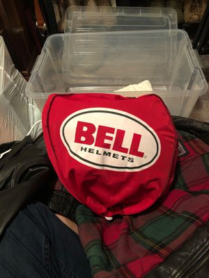 Bell motorcycle helmet for Sale in Santaquin, UT