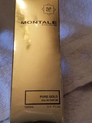 Montale Pure Gold Perfume for Sale in Washington, DC