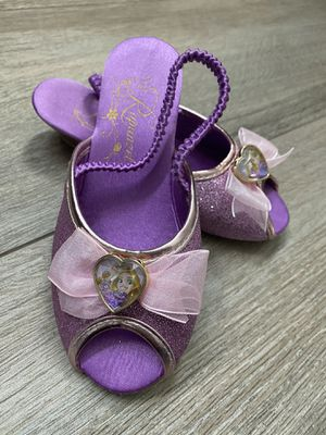 Rapunzel Shoes Size 9/10 for Sale in Tampa, FL