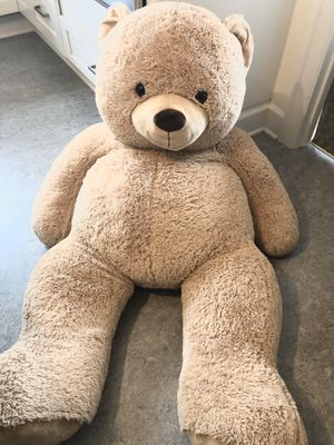 Large Teddy Bear for Sale in Tacoma, WA
