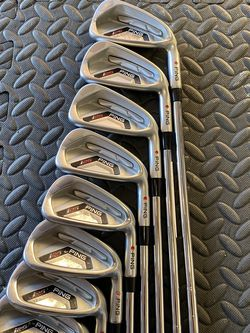 Ping Red Dot I25 Irons for Sale in West Sacramento,  CA