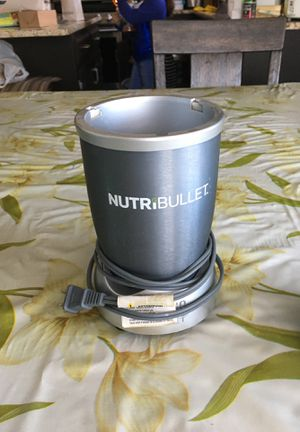 NutriBullet/ Magic bullet for Sale in Chicago, IL