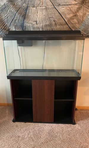 Regent Fish Tank and Stand for Sale in Fort Leonard Wood, MO