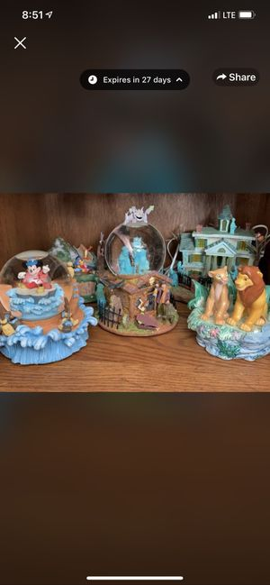 Disney collectibles for Sale in Franklin, TN