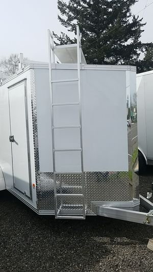 All Aluminum Ultimate Contractor Trailer for Sale in Gresham, OR