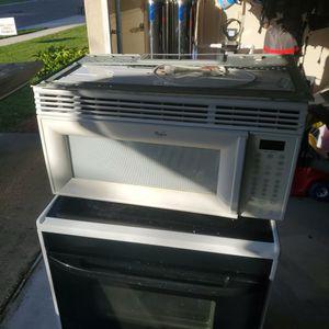 Microwave Whirlpool for Sale in Jacksonville, FL