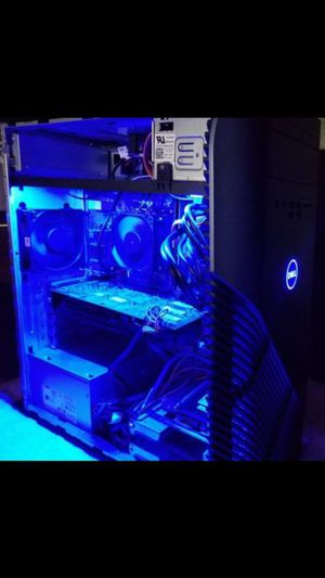 Upgraded Dell gaming computer pc, ryzen 5 1400, gtx 1060 6gb, 8gb ram ddr4, 256gb m.2 ssd for Sale in Jacksonville, FL