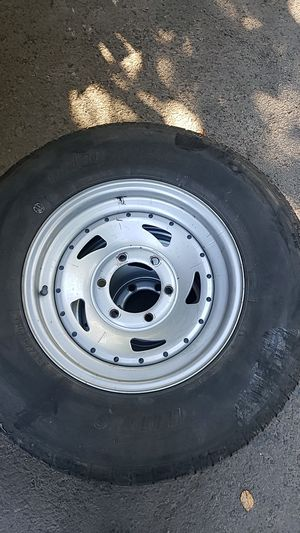 Trailer wheels and tires for Sale in Portland, OR