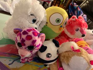 Plush toys collection for Sale in Houston, TX