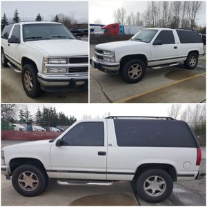 1994 Chevy Blazer 2 door with 26 inch rims 4800 obo for Sale in Federal Way, WA