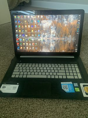 HP ENVY M7-n109dx notebook PC Touch Screen for Sale in Aurora, CO