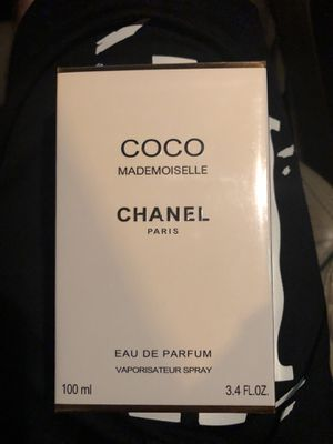 Women's Coco Chanel Mademoiselle Perfume for Sale in Dallas, TX
