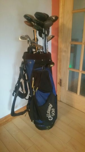 Golf Clubs. for Sale in Powder Springs, GA