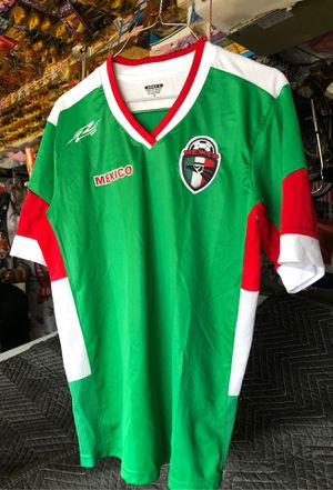 Mexico jersey size adult L for Sale in Corona, CA