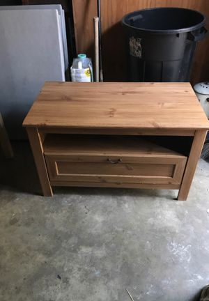 Tv stand with drawer for Sale in Whittier, CA
