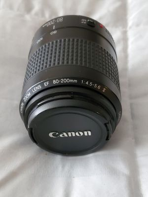Canon Zoom lens 80-200MM EF-EOS for Sale in Lancaster, PA