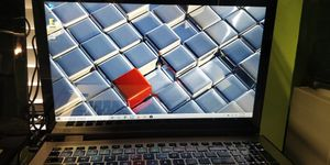 Toshiba laptop, touchscreen, I7 for Sale in Peoria, AZ