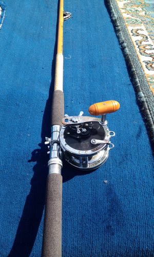 """BIG GAME FISHING"" ROD & REEL COMBO for Sale in Dana Point, CA"