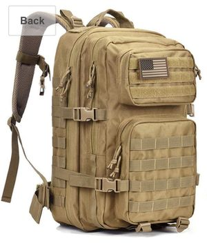 REEBOW GEAR Military Tactical Backpack Large Army 3 Day Assault Pack Molle Bag Backpacks for Sale in Ontario, CA
