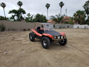 Current registration street legal buggy Trade for center console boat or Mustang message me for more info for Sale in Huntington Beach, CA