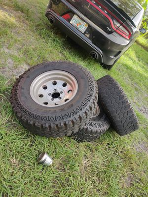 Jeep wheels for Sale in Kissimmee, FL