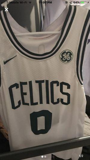 Jayson Tatum Celtics Jersey for Sale in Monroe Township, NJ