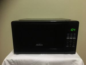 """Sunbeam"" microwave for Sale in Federal Way, WA"