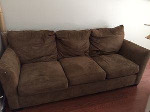Couch $200 obo for Sale in Sterling, VA