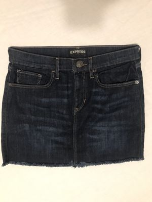 Size 2 Express Denim Skirt for Sale in Royal Oak, MI