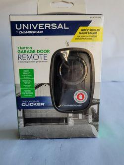 Chamberlain Universal Clicker Black Garage Door Remote Control for Sale in Surprise,  AZ