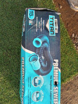SewAge drain kit 15 ft. Complete. Kit for Sale in Las Vegas, NV