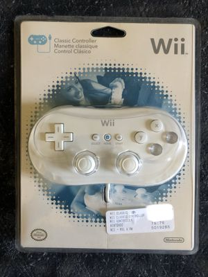 Classic Controller Wii for Sale in Long Beach, CA