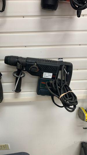 Bosch hammer drill for Sale in Chicago, IL