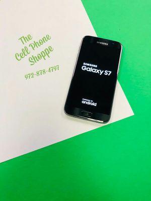 Samsung Galaxy S7 Unlocked For Sale! for Sale in Carrollton, TX