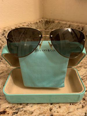 Genuine Tiffany aviator style sunglasses for Sale in Scottsdale, AZ