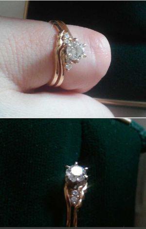 Wedding Ring 0.25 c 14k for Sale in Mesa, AZ