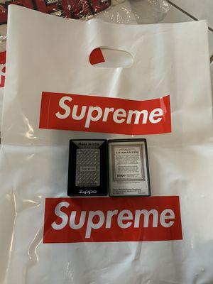 Supreme zippo for Sale in Garden Grove, CA