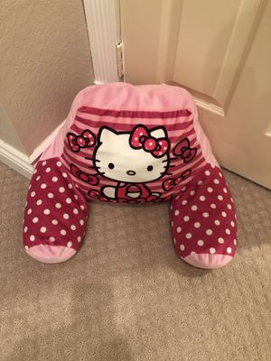 Hello kitty pillow excellent condition for Sale in Rancho Cucamonga, CA