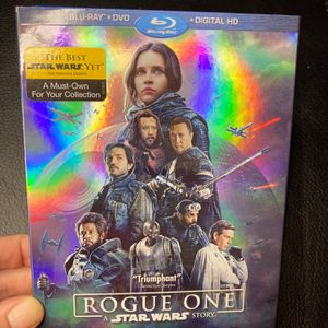 Star Wars : ROGUE ONE BLU-RAY + DVD for Sale in Sunnyvale, CA