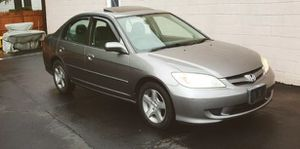 No accidents.,*(2OO5 Honda Civic for Sale in Rockville, MD