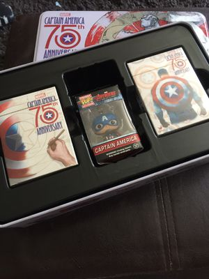 Captain America set for Sale in Portland, OR