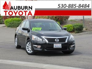 2015 Nissan Altima for Sale in Auburn, CA
