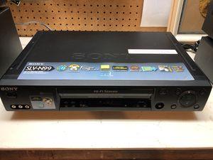 Sony Video Cassette Recorder SLV-N99 Hi-Fi Stereo VCR for Sale in Kirkland, WA