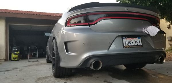 2016 dodge charger scatpack