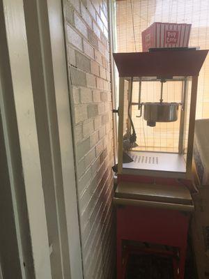 Pop corn machine for Sale in Buffalo, NY